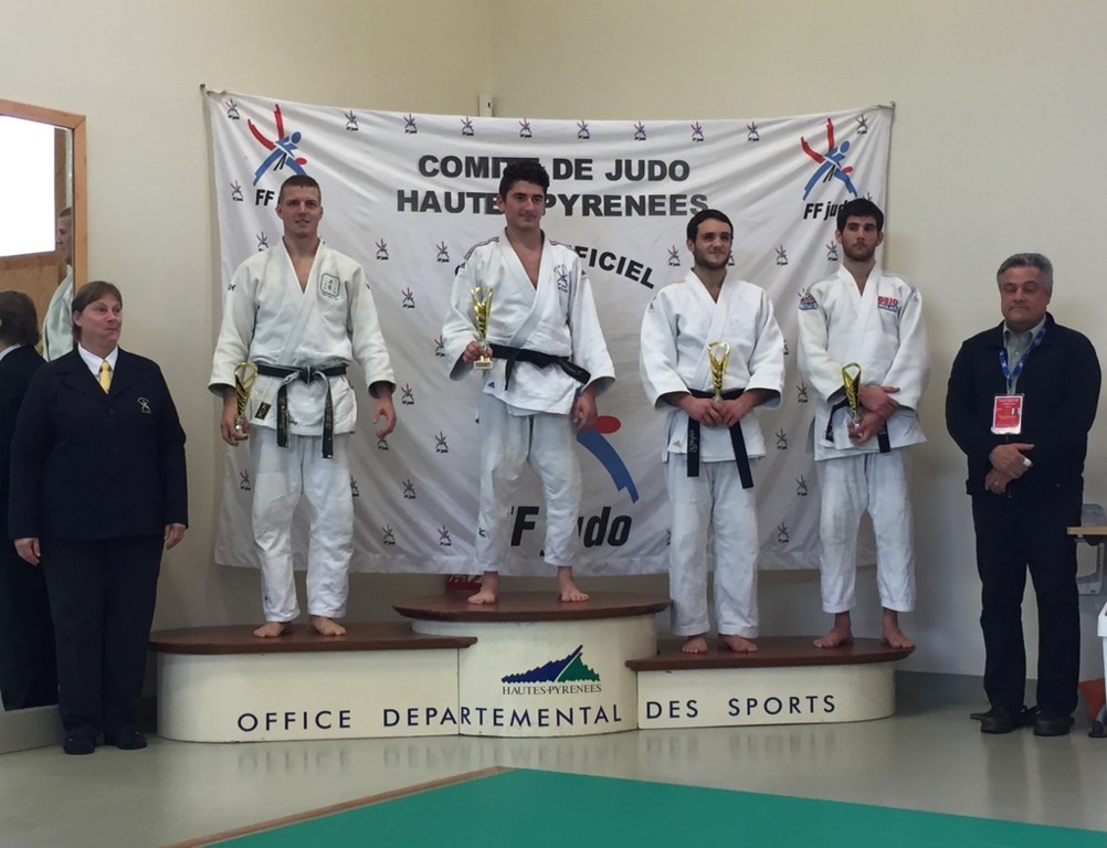 Calendrier Judo Occitanie.Resultats Tournoi Des Cimes Label Occitanie Seniors Tarbes 5