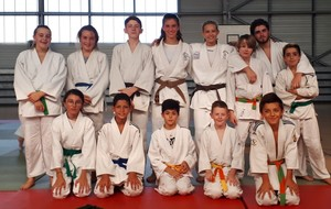 Stage Benjamins/Minimes/Cadets 65 Tarbes 30 septembre 2018