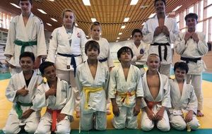 Stage Benjamins/Minimes/Cadets 65 Tarbes 29 septembre 2019