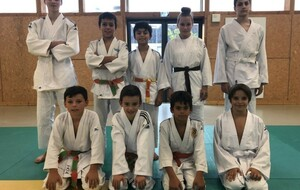 Stage Benjamins/Minimes/Cadets 65 Tarbes 27 septembre 2020