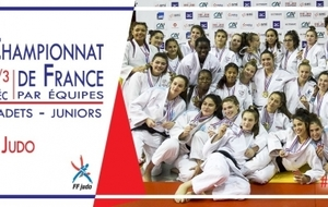 Championnat de France par Equipes de Clubs Juniors Paris 2017